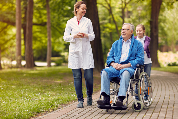 The Burden of Loss & Hospice Professionals by Sara Wolfe